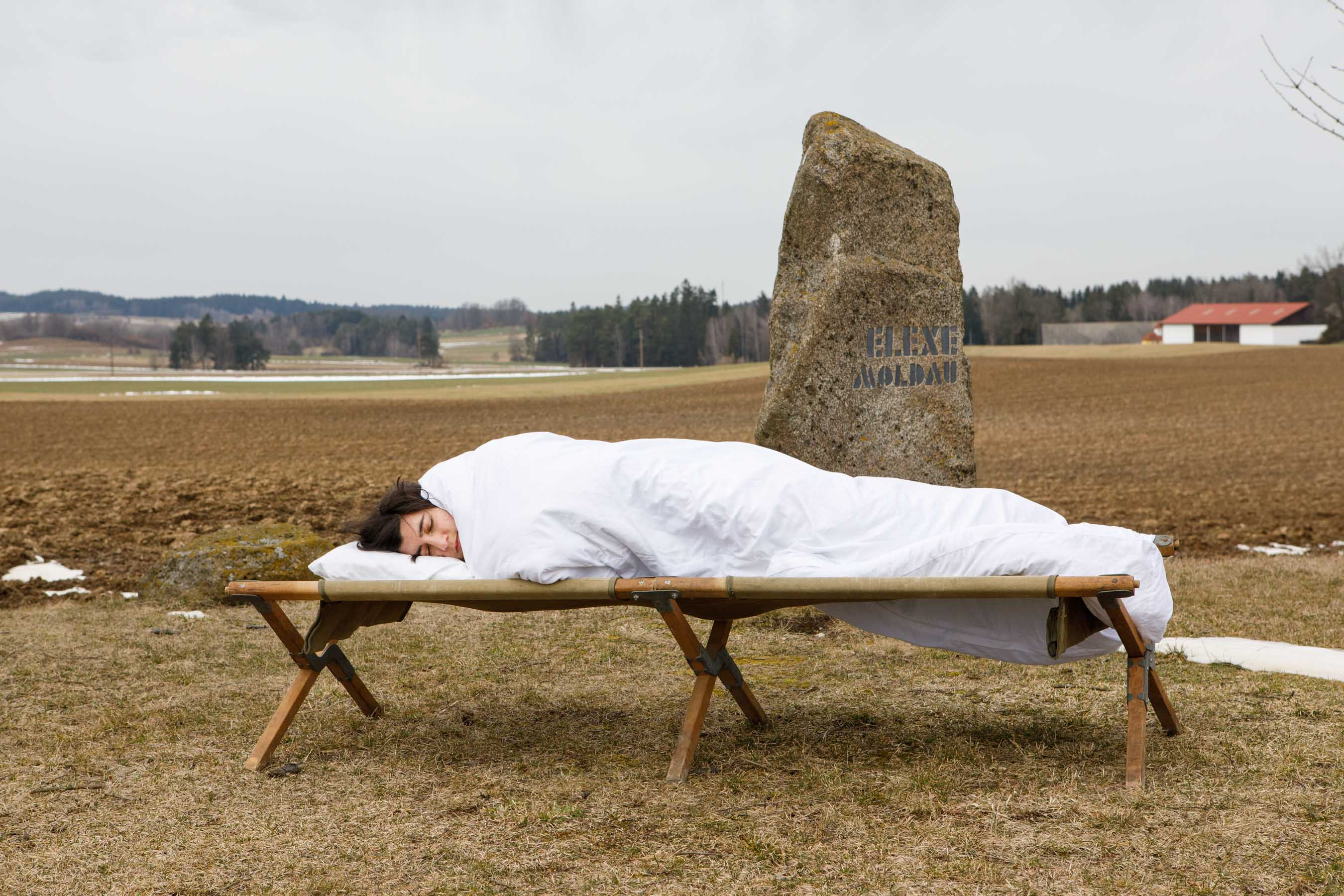 Anne Glassner, Sleep performance at the watershed