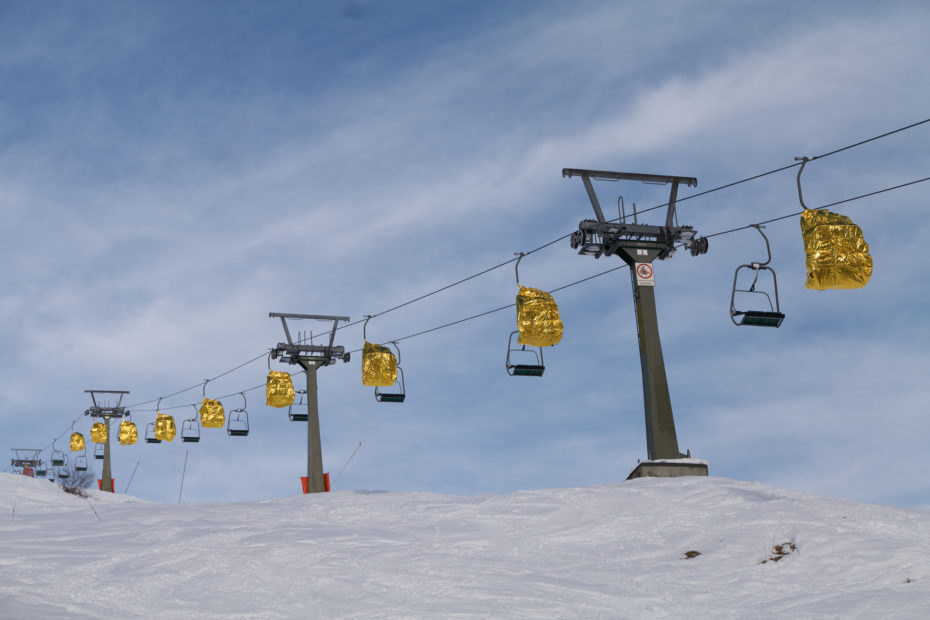 Cocoons of Barbara Anna Husar in Lech 2020